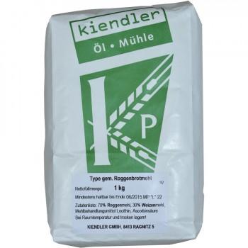 Roggenbrotmehl gemischt (1000 g)