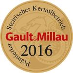 GaultMillau2016-Plakette